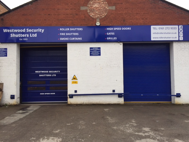 Westwood Security Shutters Head Factory