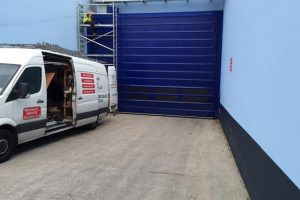 High Speed Door Repairs Maintenance