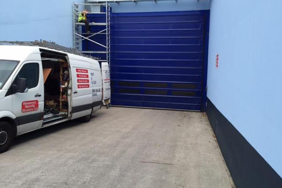 High Speed Door Repairs
