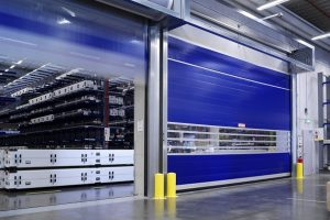 High Speed Folding Door