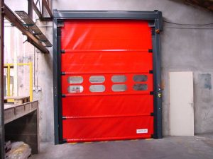 Workshop High Speed Door