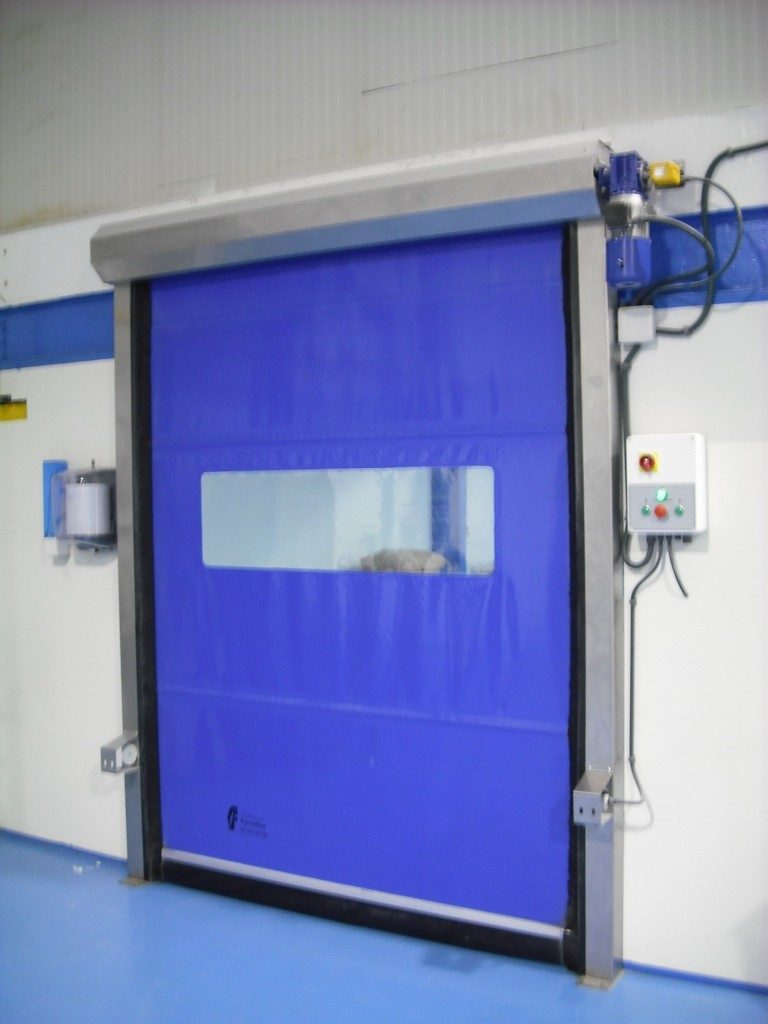 High Speed Roll Up Door Uk High Speed Doors