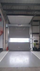 High Speed Rolling Doors-White-UKHighSpeedDoors.co.uk