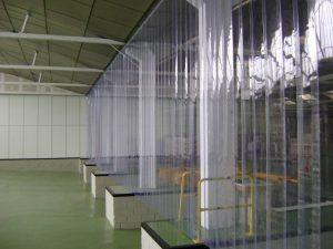 pvc strip curtain 2