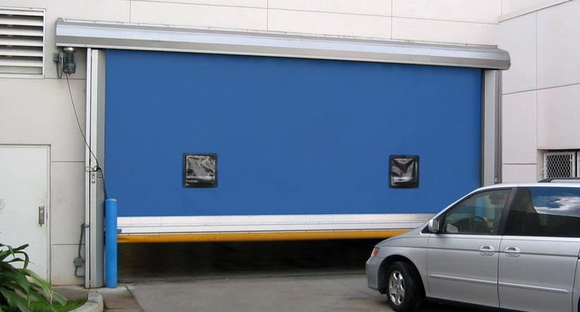 High Speed Roll Up Door Uk High Speed Doors