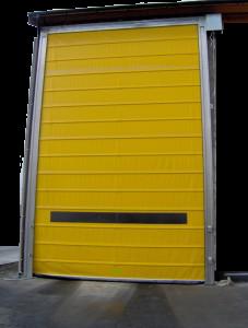high Speed Door-Yellow-UKHighSpeedDoors.co.uk