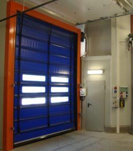 High Speed Self Stacking Doors-UKHighSpeedDoors.co.uk